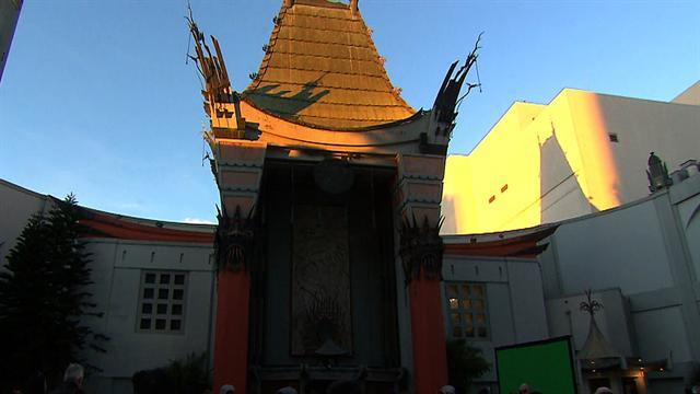L.A.'s famed Chinese theater get a new brand
