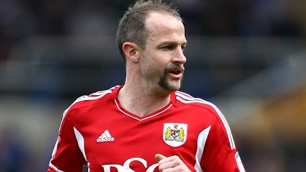 Louis Carey has returned to Bristol City's training ground after a virus.