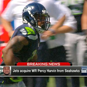 How New York Jets will use wide receiver Percy Harvin