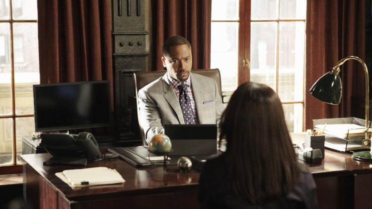 """Scandal"" -- ""Any Questions?"" Columbus Short"