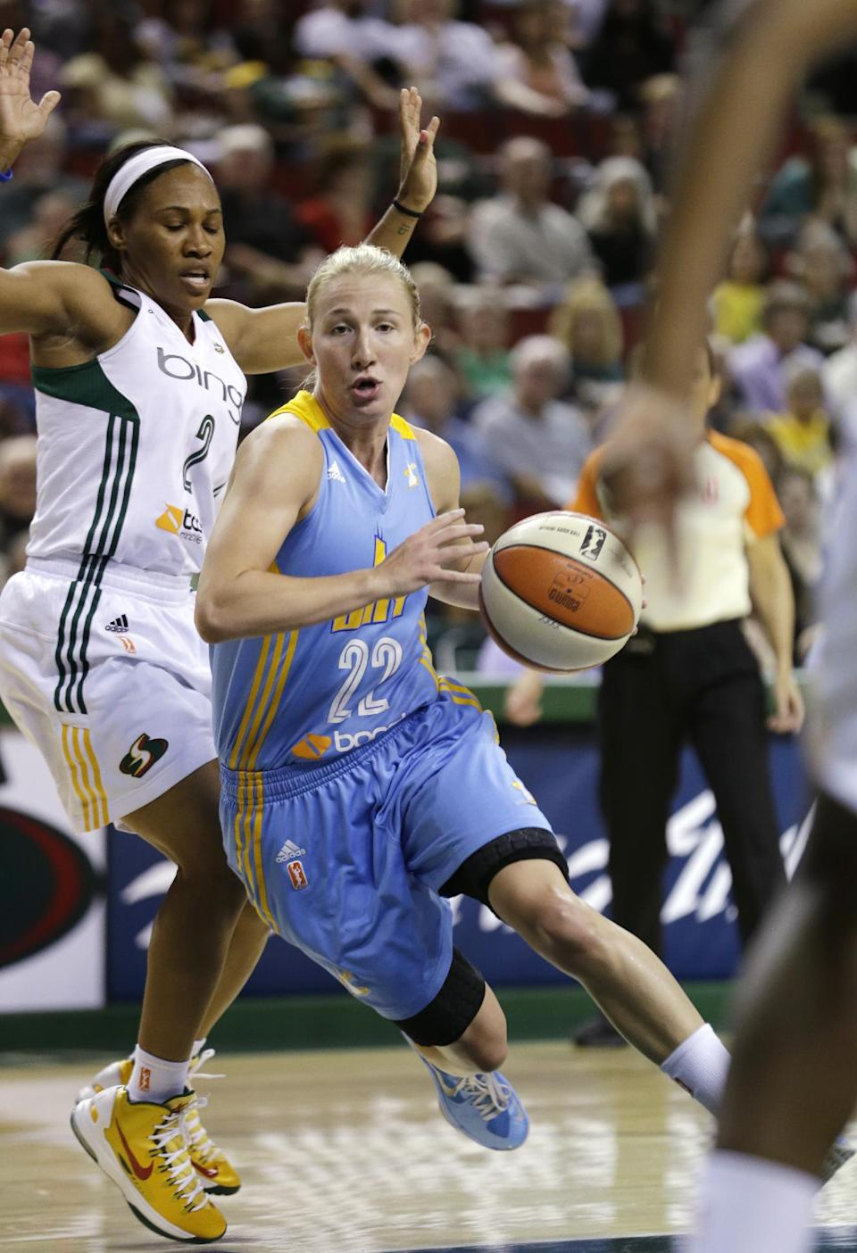 Prince rallies Sky from 16 down in win over Storm