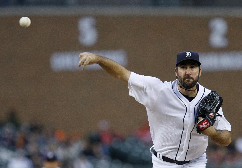 Detroit Tigers hurler Verlander lets no-no get away in ninth