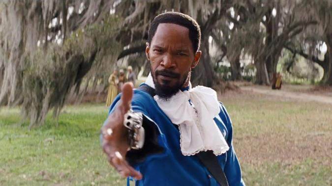 'Django Unchained' A Hit With African American Audiences: Biz Break