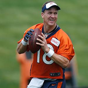 Do Denver Broncos see 2015 as beginning of the end for quarterback Peyton Manning?