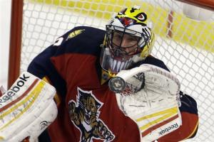 Kulikov lifts Panthers over Senators, 2-1