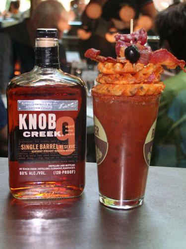 Meat 'n Potato Bloody Mary