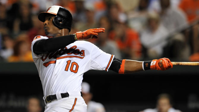 Davis hits 46th HR to help Orioles beat Rays 4-2