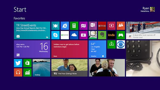 Microsoft releases Windows 8.1, a year in making