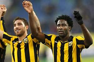 Bony eyes immediate Vitesse exit
