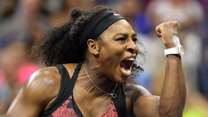Tennis - Serena says she's not on edge