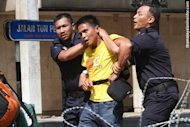 Cops kicked, dragged demonstrator from hotel, Bersih inquiry told