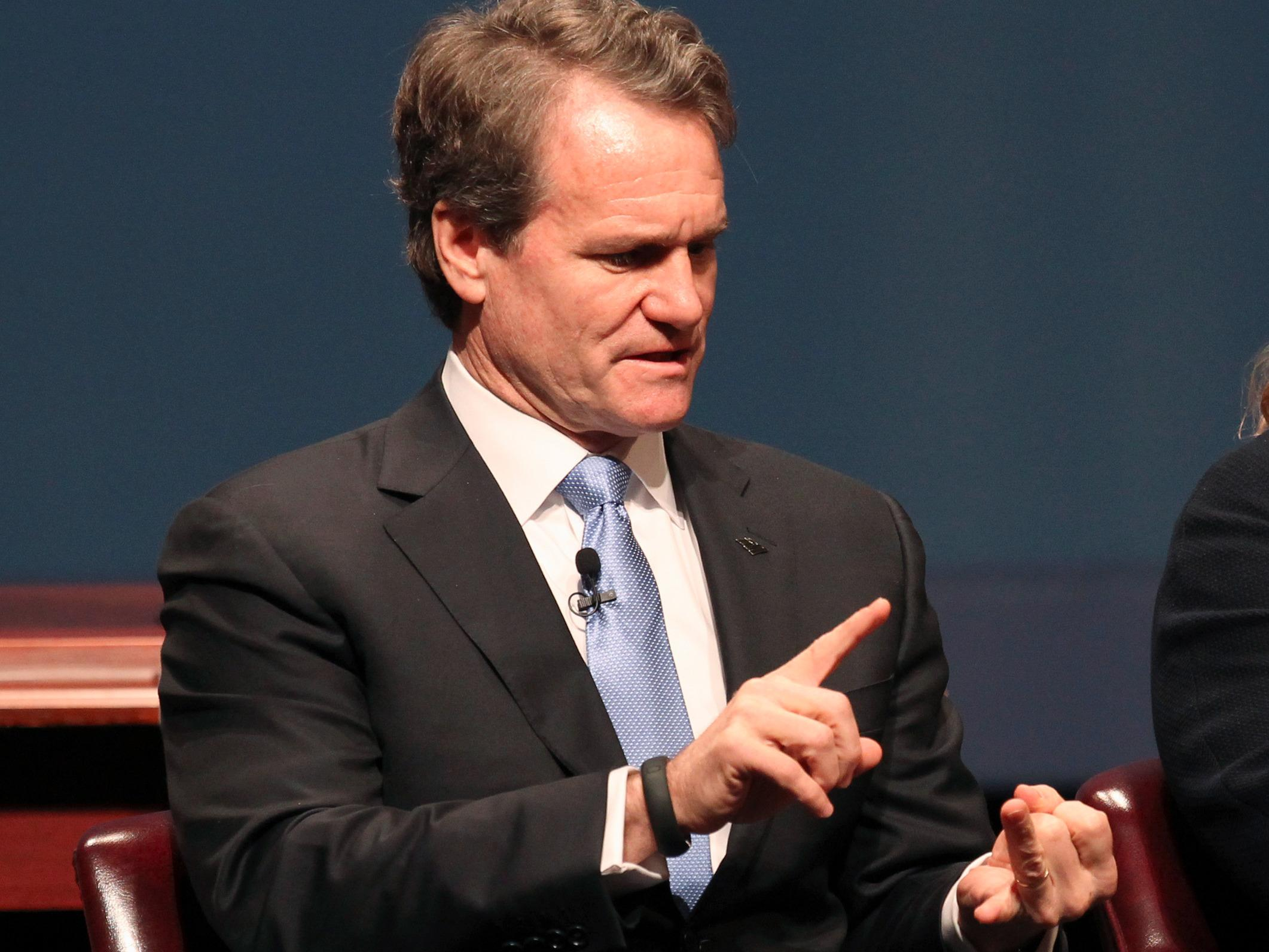 MAYO: 10 reasons Bank of America CEO should be stripped of his chairman title