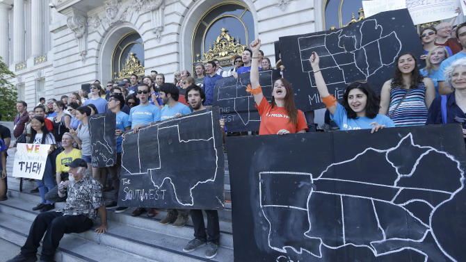 College fossil-fuel divestment movement builds