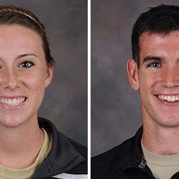 Army XC Captains are Inspired by Personal Pasts