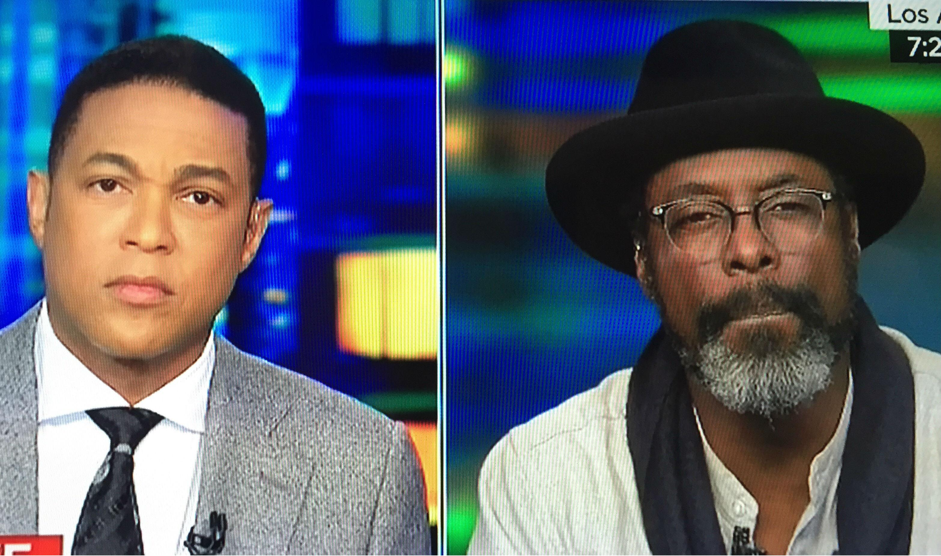 Isaiah Washington Baffles CNN Viewers in Bizarre Defense of Racial Profiling Comments