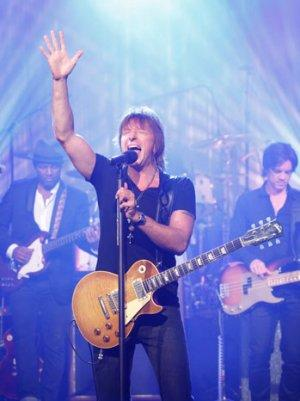 Richie Sambora Bows Out of Bon Jovi Overseas Tour Dates