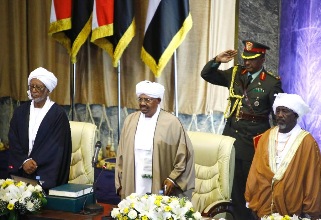 Sudan's Bashir vows 'new page' for Sudan