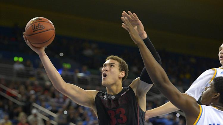 UCLA beats Stanford 91-74 behind Parker