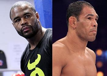 Rashad Evans vs. Rogerio Nogeuira Verbally Agreed for UFC Super Bowl Weekend PPV
