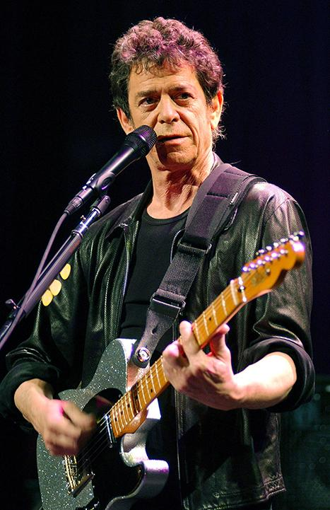 Lou Reed, Legendary Rock Musician, Has Died at the Age of 71
