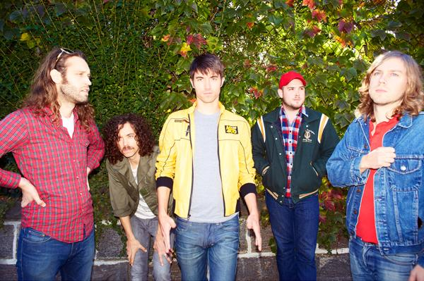 Free Energy Perfect Their Power-Pop in 'Hangin'' - Premiere