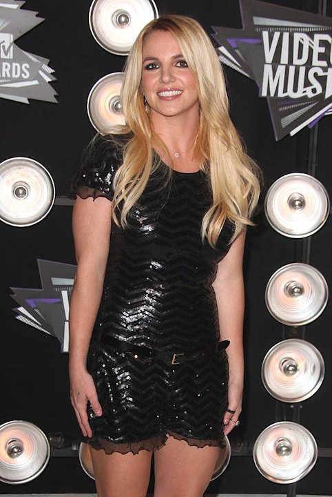 Britney Spears MTVVM As