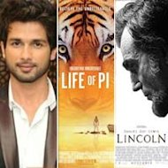 Shahid Kapoor Wants To Watch 'Life Of Pi' And 'Lincoln'!