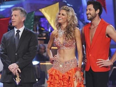 Erin Andrews Dancing With The Stars