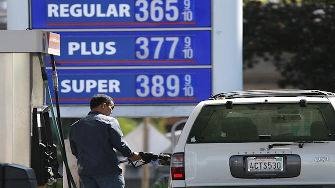 Cashing in on High Gas Prices