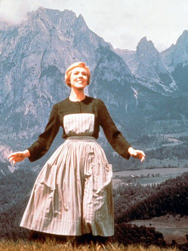 Maria Rainer, The Sound of Music