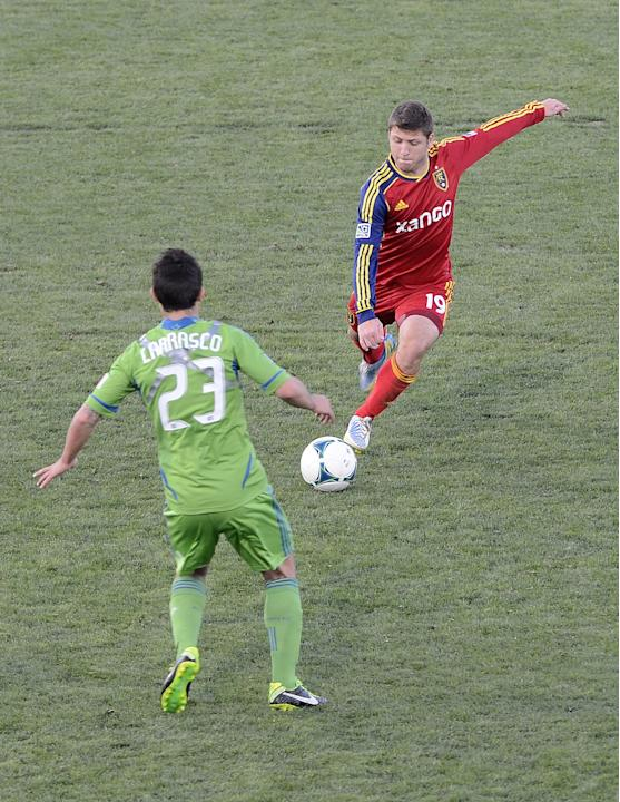 Real Salt Lake v Seattle Sounders - FC Tucson Desert Diamond Cup