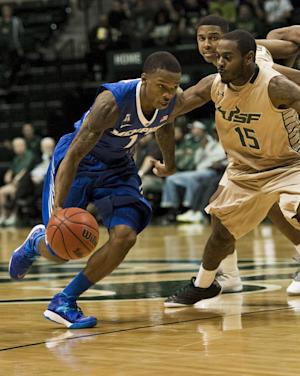 No. 18 Memphis beats South Florida 88-73
