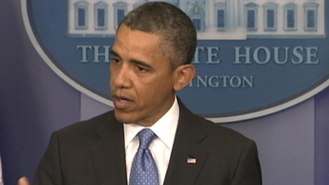 President Obama on Threat of War with Syria