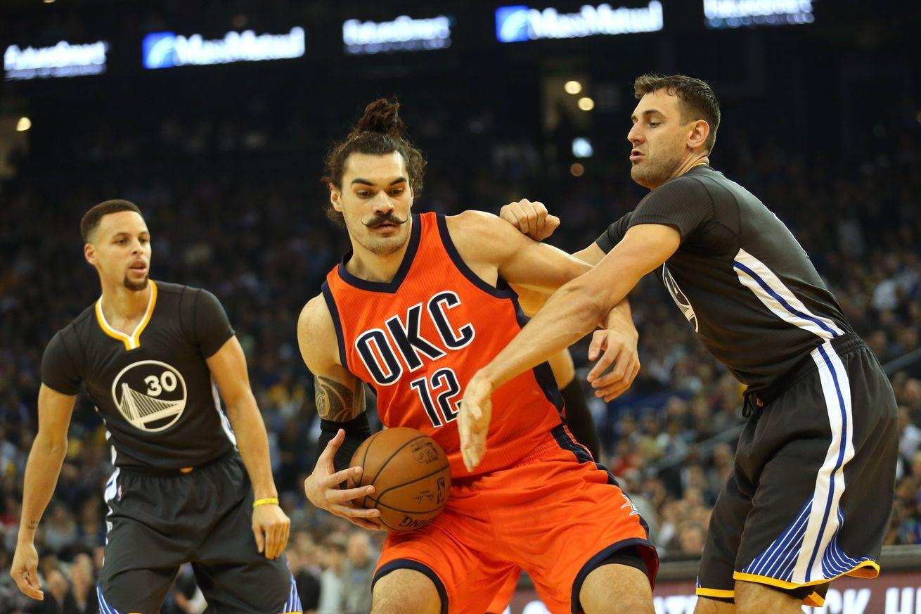 NBA Saturday: Warriors off to hot start vs. Thunder