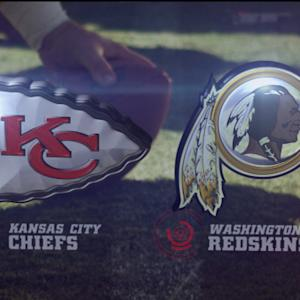 Week 14: Kansas City Chiefs vs. Washington Redskins highlights