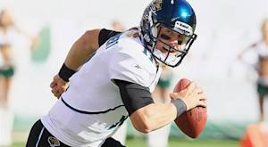 Jaguars' decision to keep two QBs a surprise