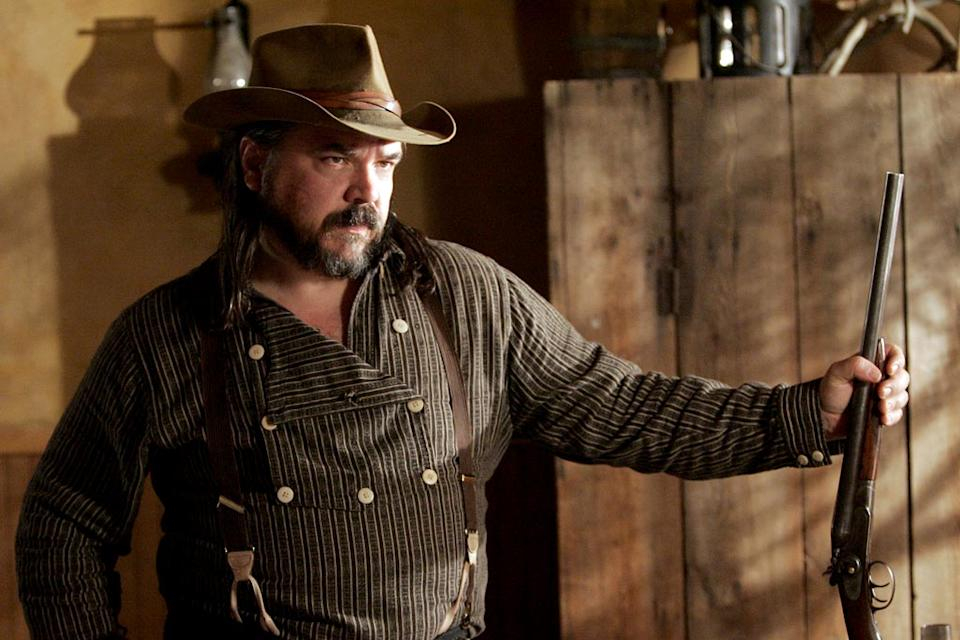 W. Earl Brown stars in Deadwood on HBO.
