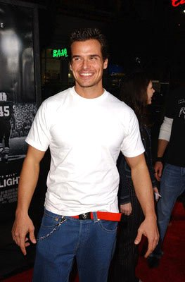 Antonio Sabato Jr. at the Hollywood premiere of Universal Pictures' Friday Night Lights