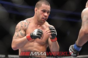 James Te Huna Steps in for Injured Ryan Bader at UFC 160