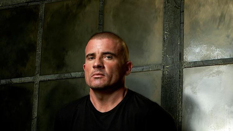 Dominic Purcell returns as Lincoln Burrows on Prison Break.