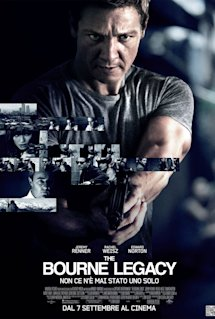 Poster di The Bourne Legacy