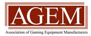 Association of Gaming Equipment Manufacturers (AGEM) Releases August 2014 Index