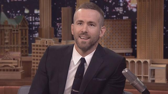 Ryan Reynolds Says His Baby Daughter Is 'Allergic to Sleep'