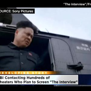 Sony Releases 'The Interview' For Rent Online
