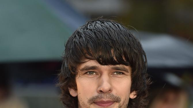 "British actor Whishaw arrives for the world film premiere of ""Paddington"" at Leicester Square in central London"