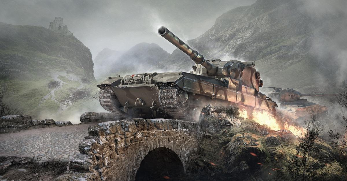 Relive History's Epic Tank Battles