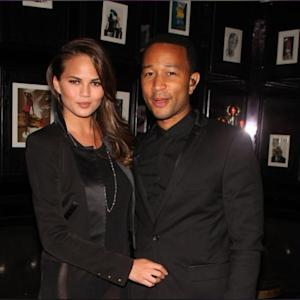 Chrissy Teigen And John Legend Got Married Before Their Big Italian Wedding!