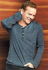 Kiefer Sutherland, Touch   | Photo Credits: Brian Bowen Smith/TVGuide Magazine
