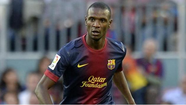 Liga - Abidal: Barcelona didn't pay me during my illness