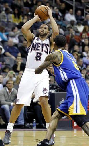 Williams leads Nets past Warriors 107-100